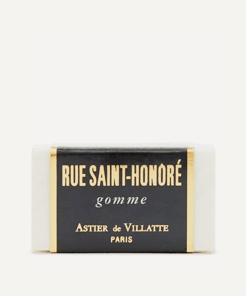 Astier de Villatte - Rue Saint Honoré Scented Eraser