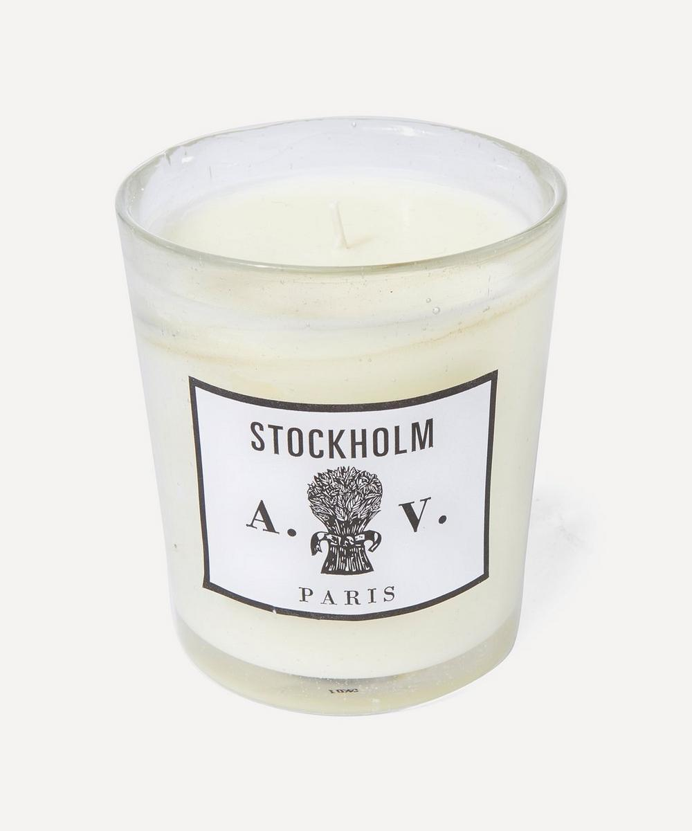 Astier de Villatte - Stockholm Glass Candle image number 0