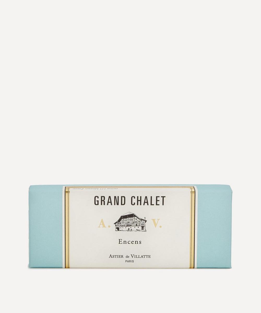 Astier de Villatte - Grand Chalet Incense Sticks