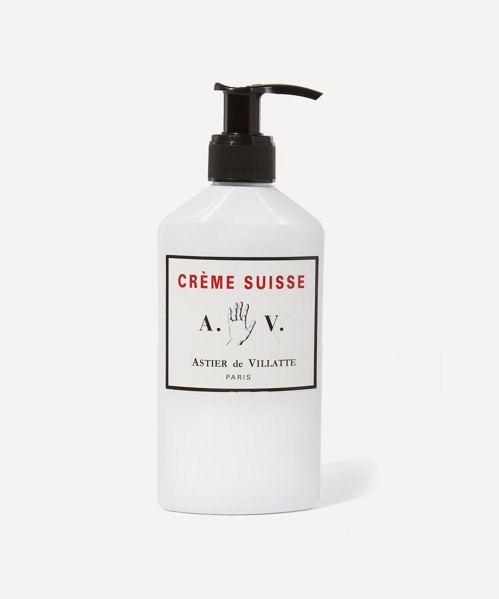 Astier de Villatte - Crème Suisse Hand Cream 200ml
