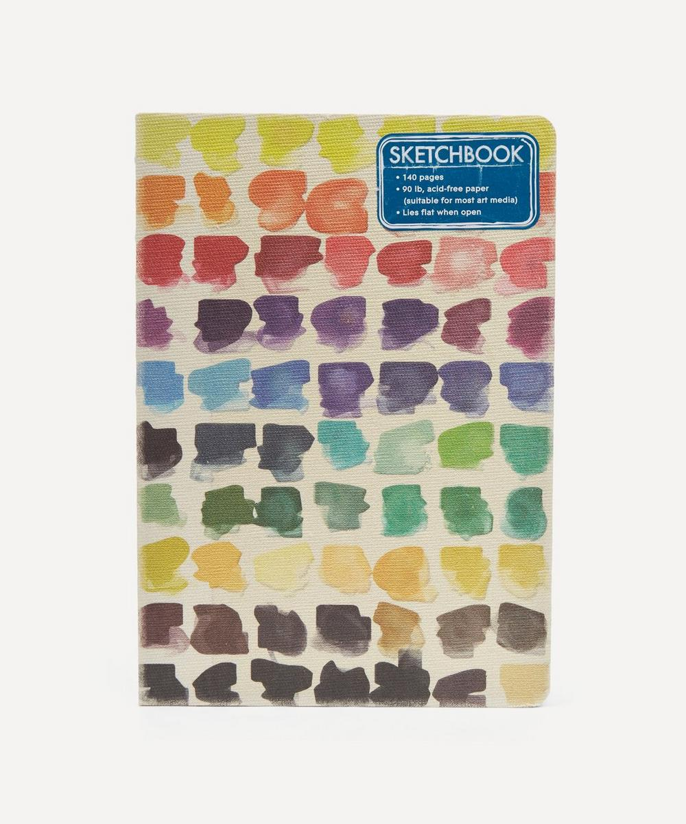 Studio Oh! - Colour Palette Sketchbook