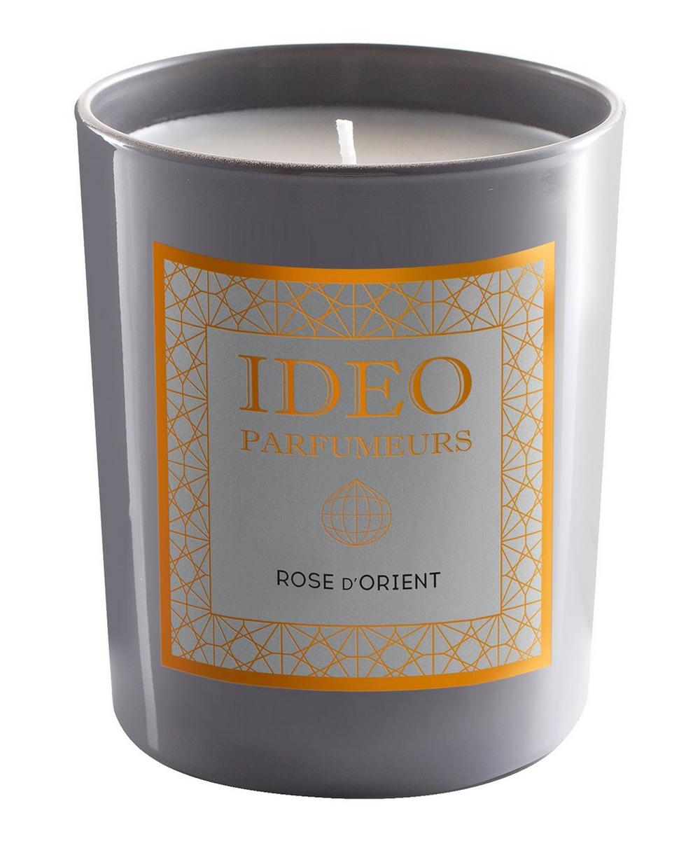 Ideo Parfumeurs - Rose d'Orient Candle 180g image number 0