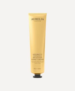 Aromatic Repair and Brighten Hand Cream 75ml