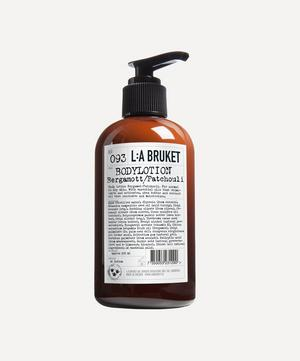 Bergamot and Patchouli Body Lotion 250ml