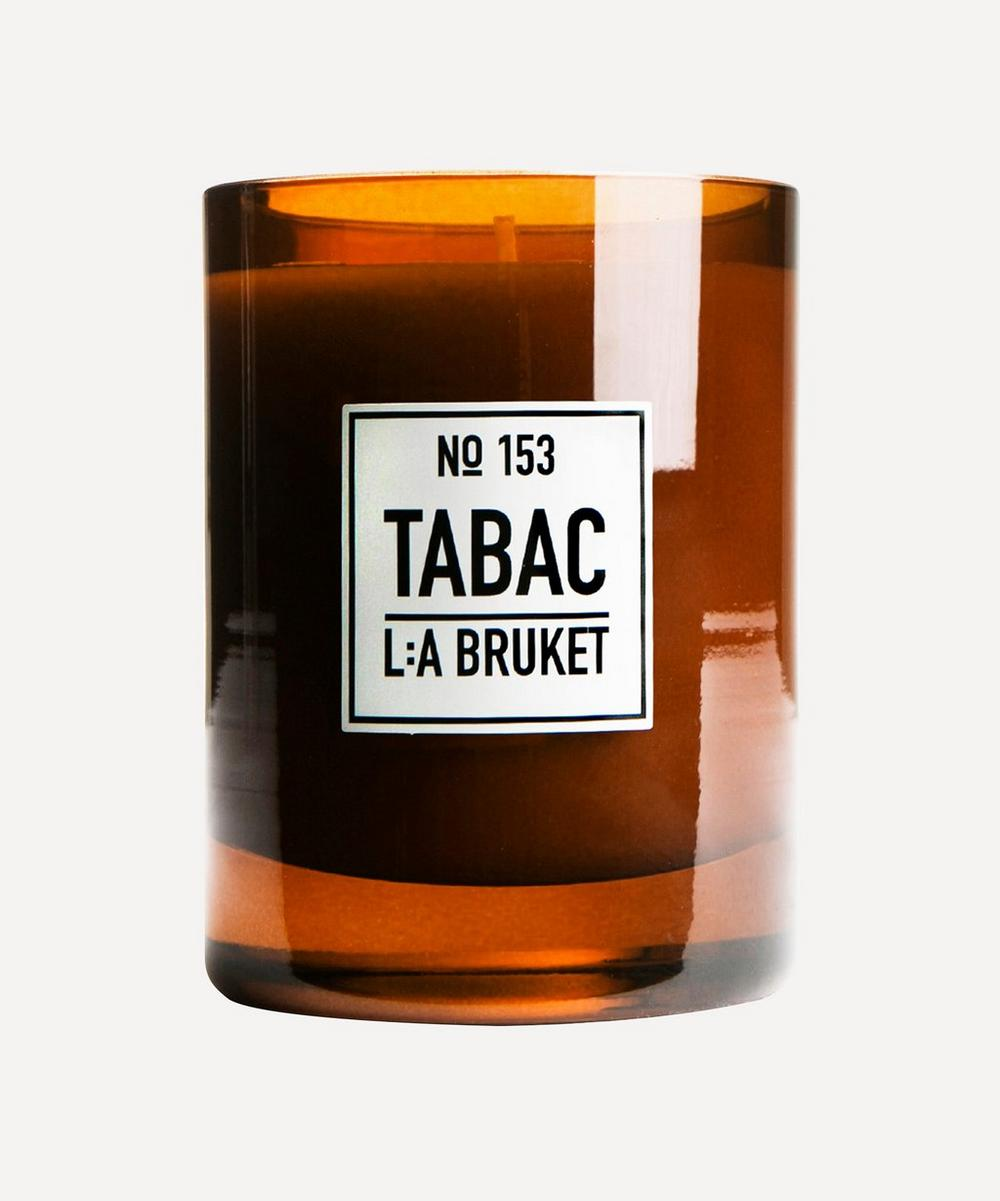 L:A Bruket - Tabac Scented Candle 260g