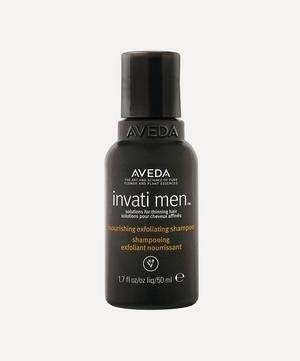 Invati Men Nourishing Exfoliating Shampoo 50ml
