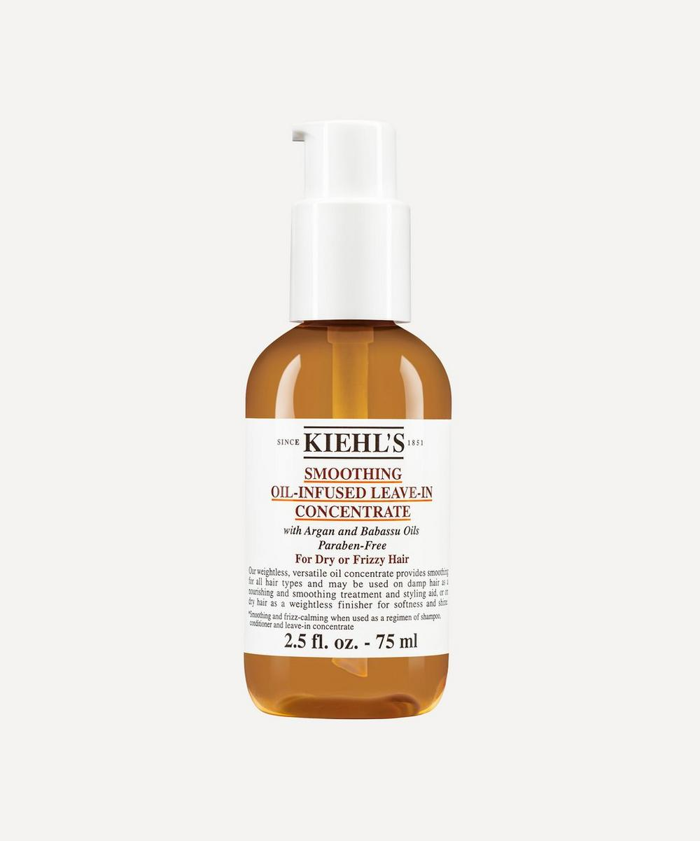 Kiehl's - Smooth Oil-Infused Leave-In Concentrate 75ml