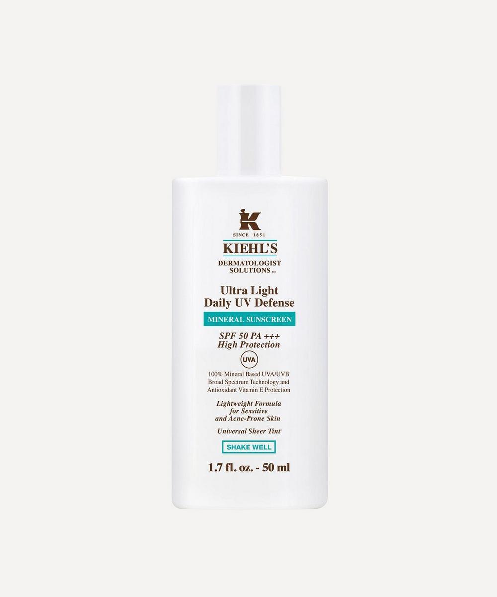 Kiehl's - Ultra Light Daily UV Defense Mineral Sunscreen SPF 50 50ml