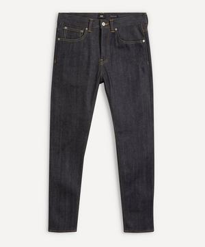 ED80 Red Listed Selvedge Rinse Jeans
