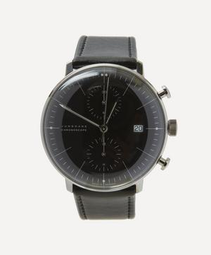 027/4601.00 Max Bill Chronoscope Watch