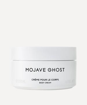 Mojave Ghost Body Cream 200ml