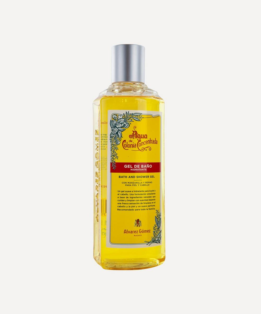 Álvarez Gómez - Agua de Colonia Concentrada Bath and Shower Gel 300ml