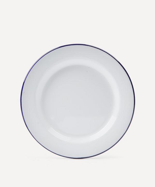 Falcon - Enamel Plates Set of Four