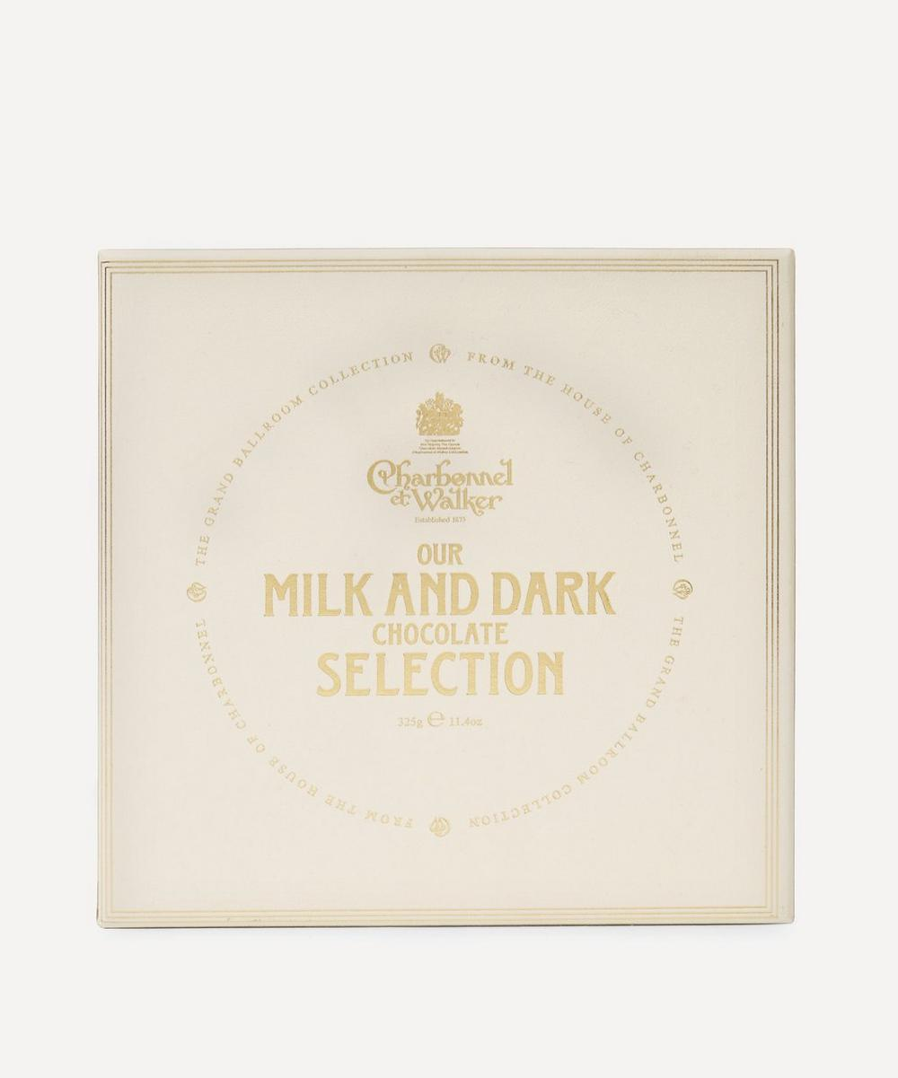 Charbonnel et Walker - Milk and Dark Chocolate Selection 325g