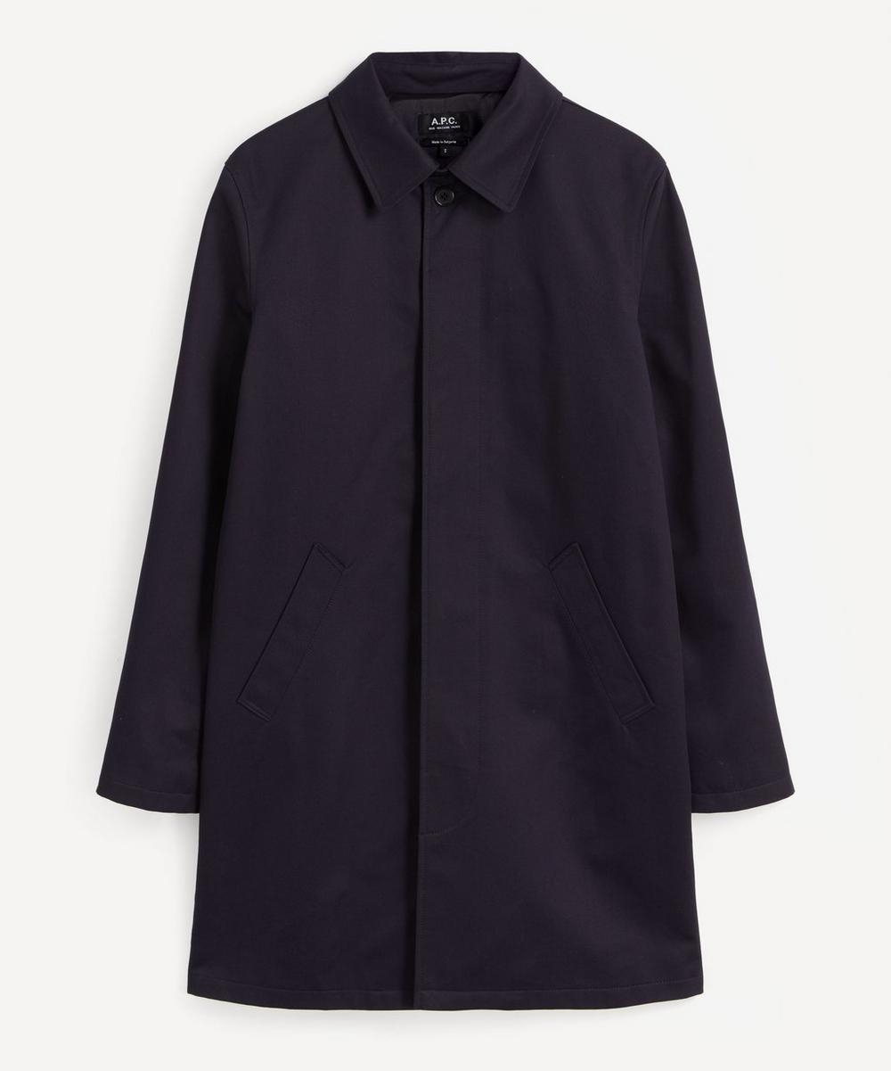 A.P.C. - Urban Cotton Mac