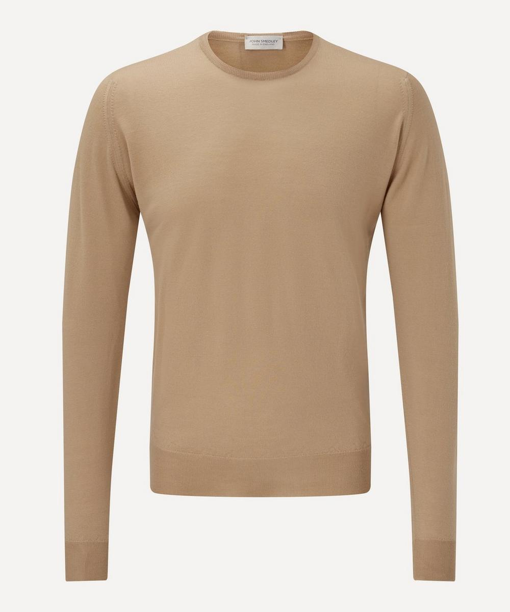 John Smedley - Lundy Crew-Neck Merino Wool Sweater
