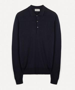 Belper Merino Wool Polo-Shirt