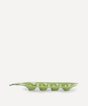 Peapod Serving Platter
