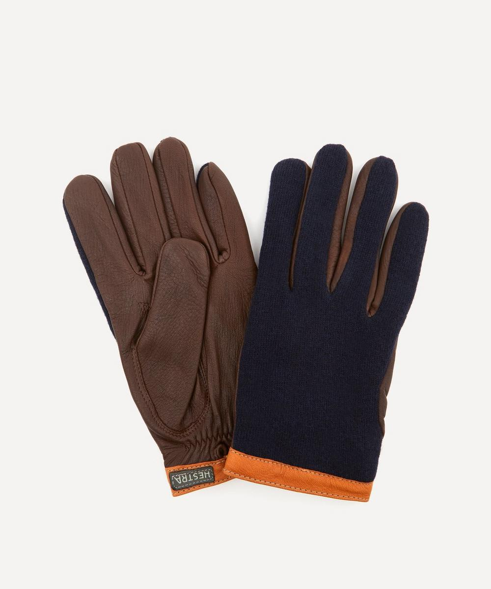 Hestra Gloves - Tricot Deerskin Wool Gloves