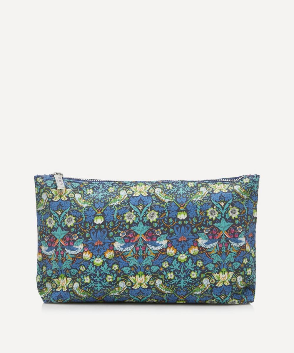 Liberty London - Medium Strawberry Thief Wash Bag