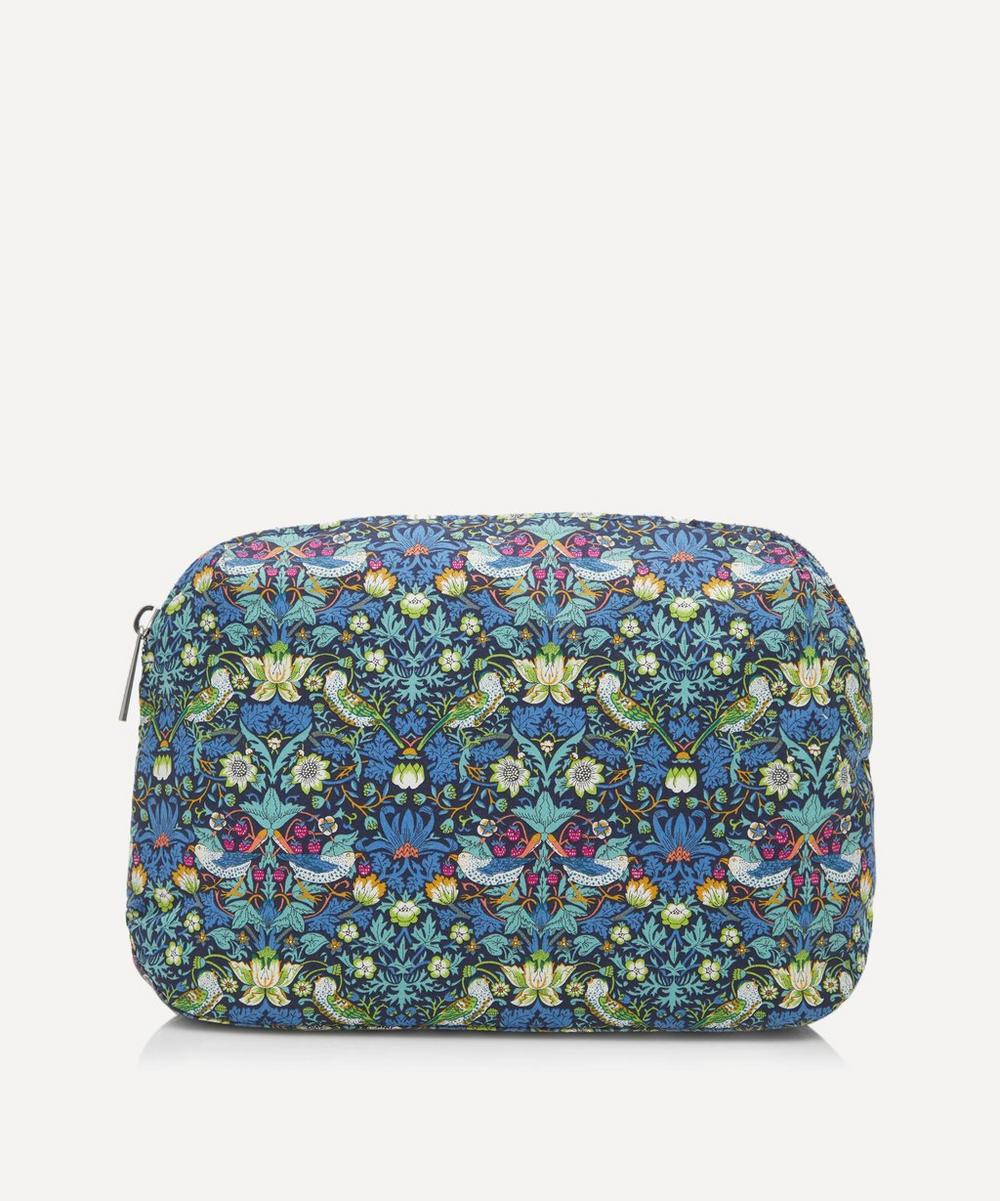 Liberty - Strawberry Thief Large Wash Bag