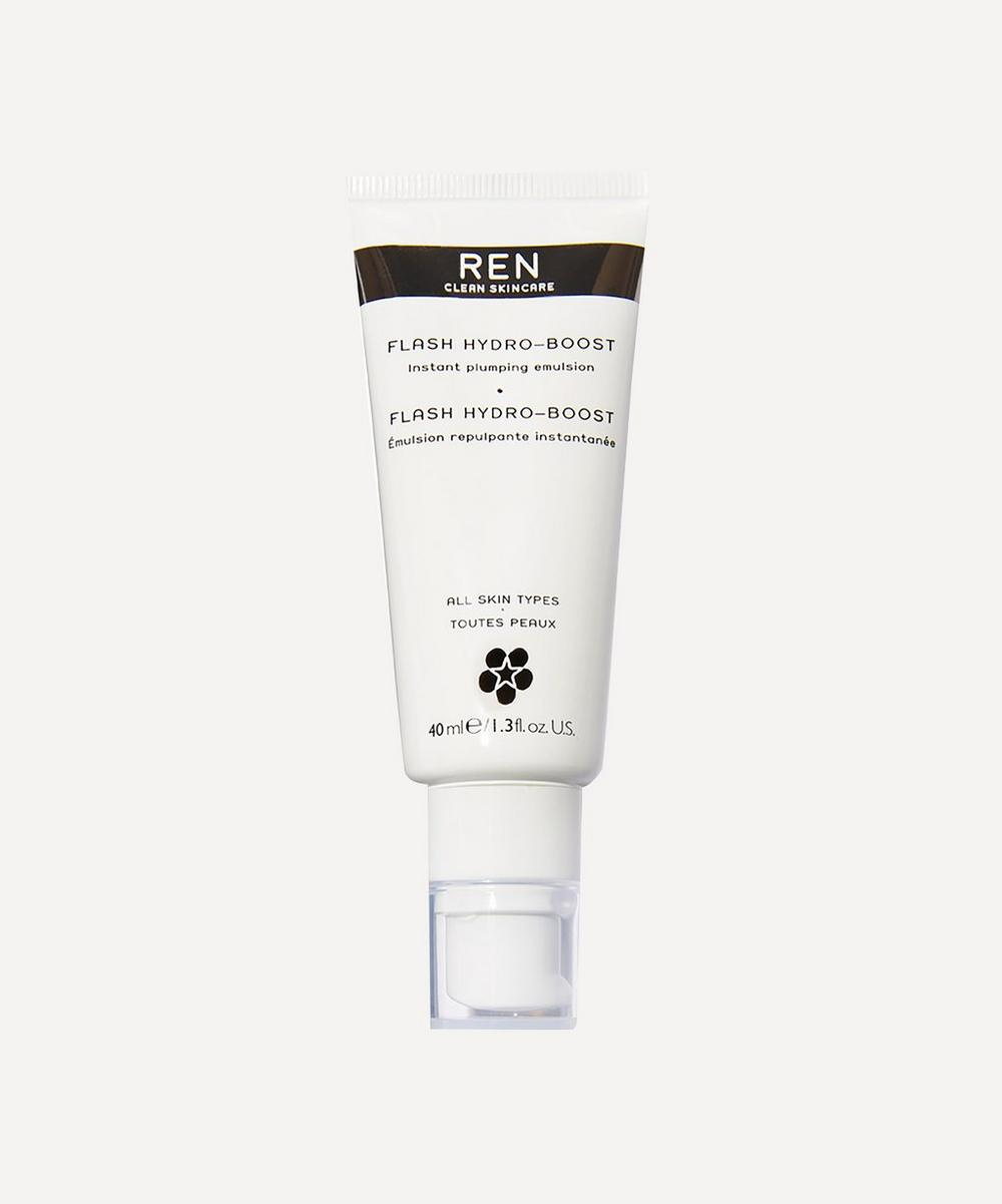 REN Clean Skincare - Flash Hydro-Boost Instant Plumping Emulsion 65g