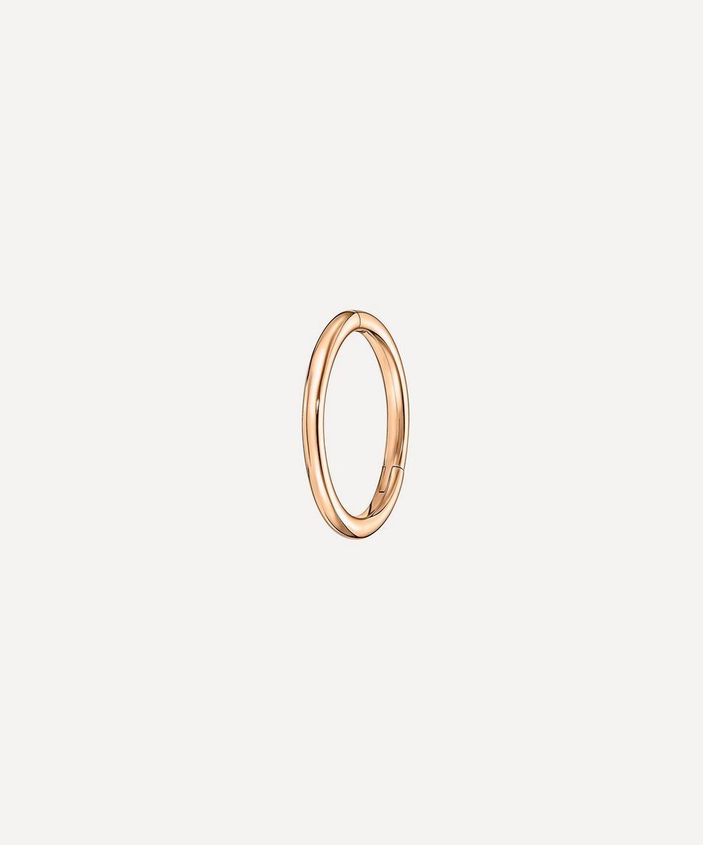 Maria Tash - 8mm Plain Hoop Earring