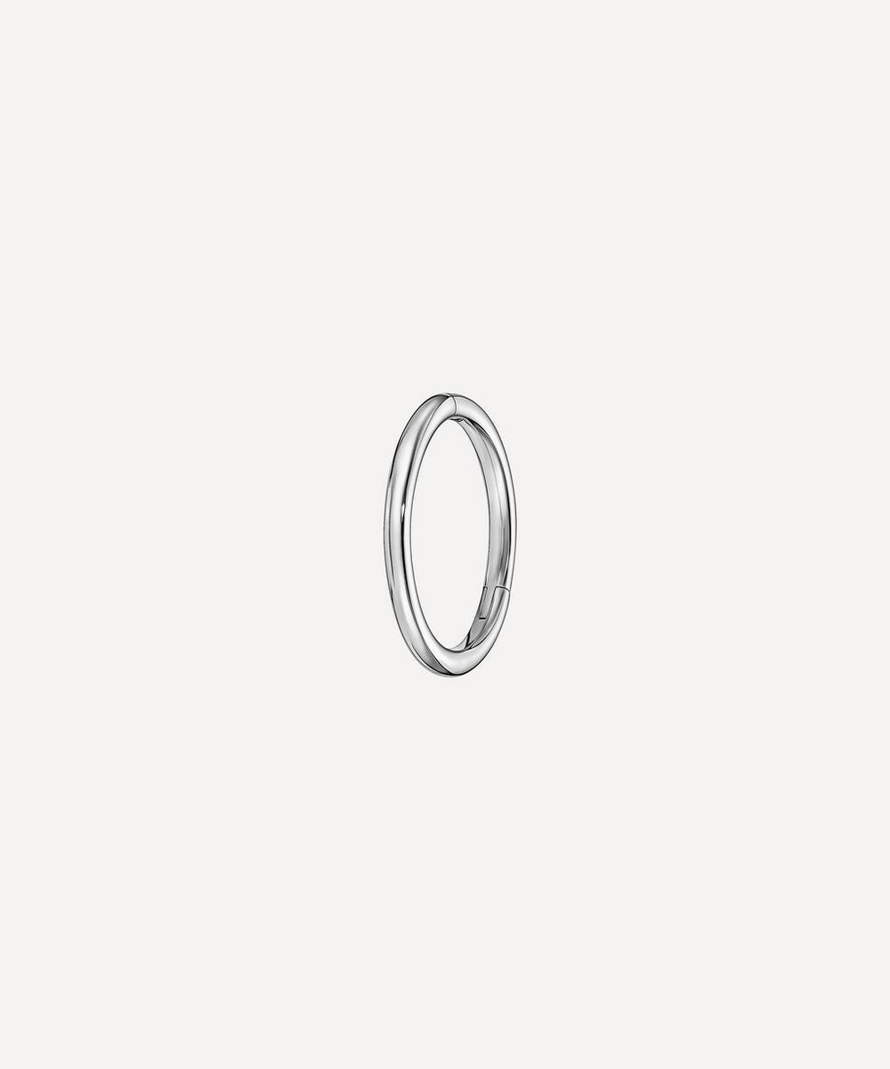 "Maria Tash - 5/16"" Plain Hoop Earring"