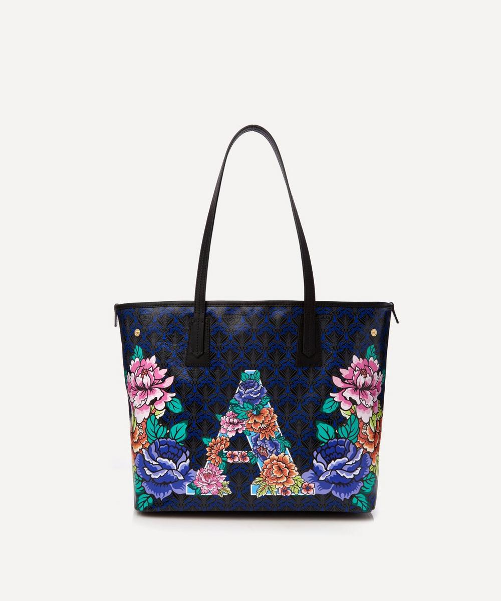 Liberty - Little Marlborough Tote Bag in A Print