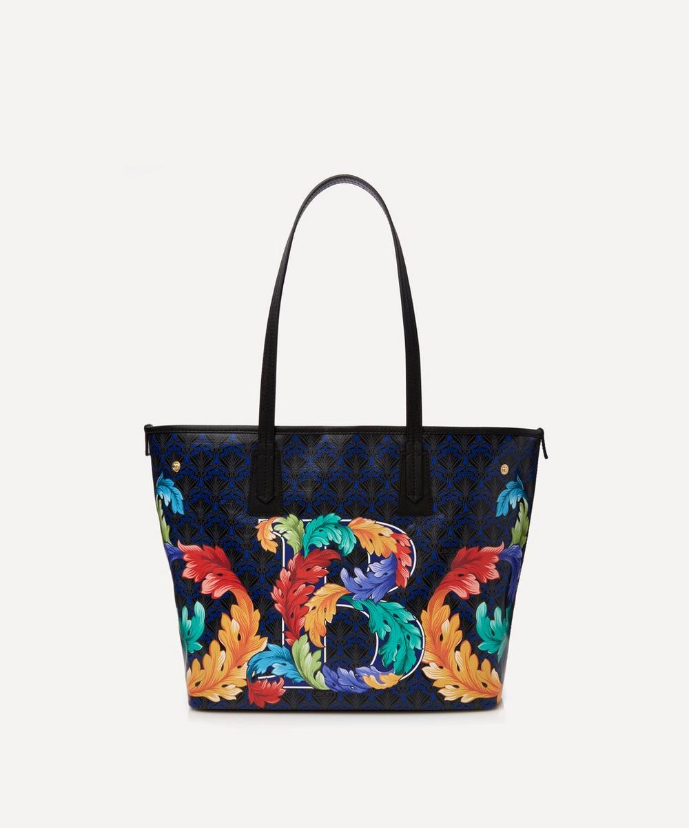 Liberty - Little Marlborough Tote Bag in B Print