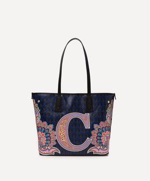 Little Marlborough Tote Bag in C Print