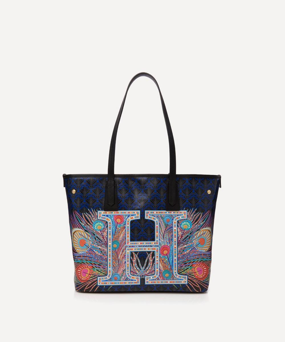Liberty - Little Marlborough Tote Bag in H Print