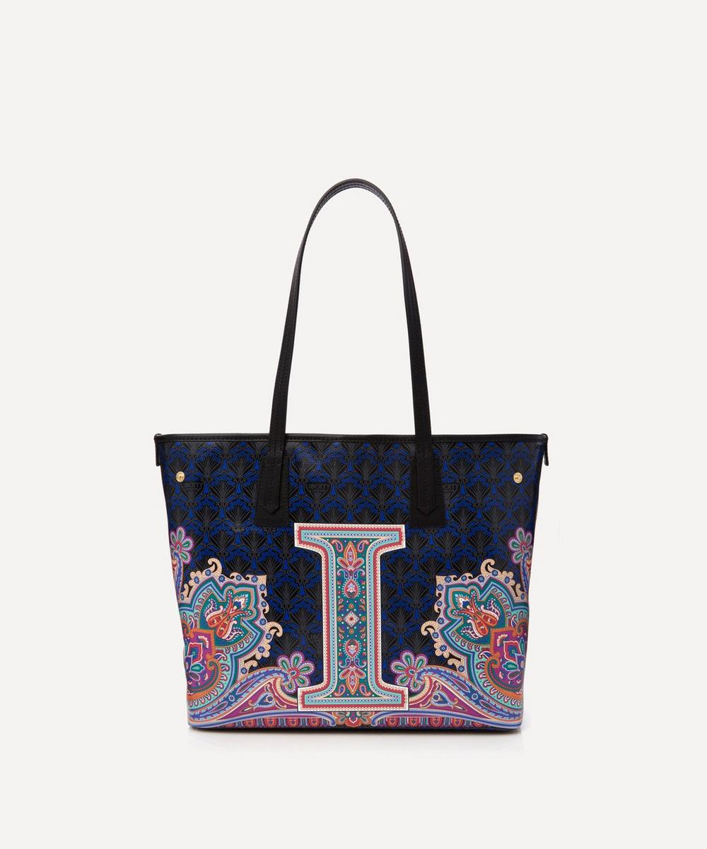 Liberty - Little Marlborough Tote Bag in I Print