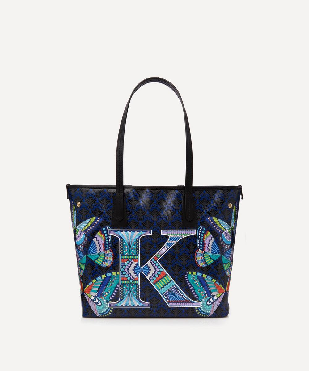 Liberty - Little Marlborough Tote Bag in K Print