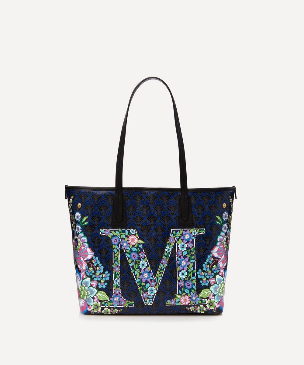 Liberty - Little Marlborough Tote Bag in M Print