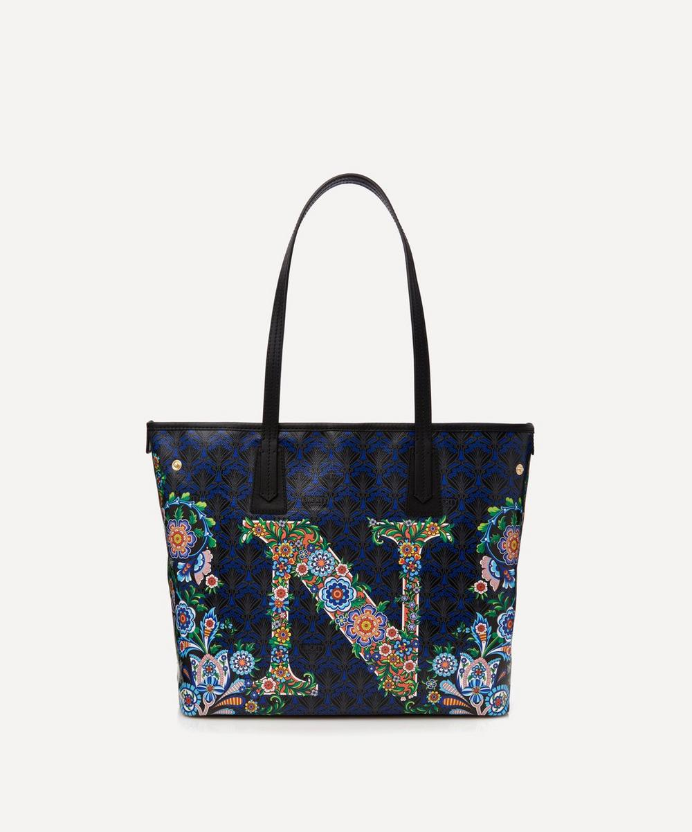 Liberty - Little Marlborough Tote Bag in N Print