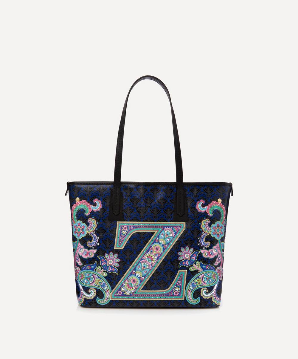 Liberty - Little Marlborough Tote Bag in Z Print