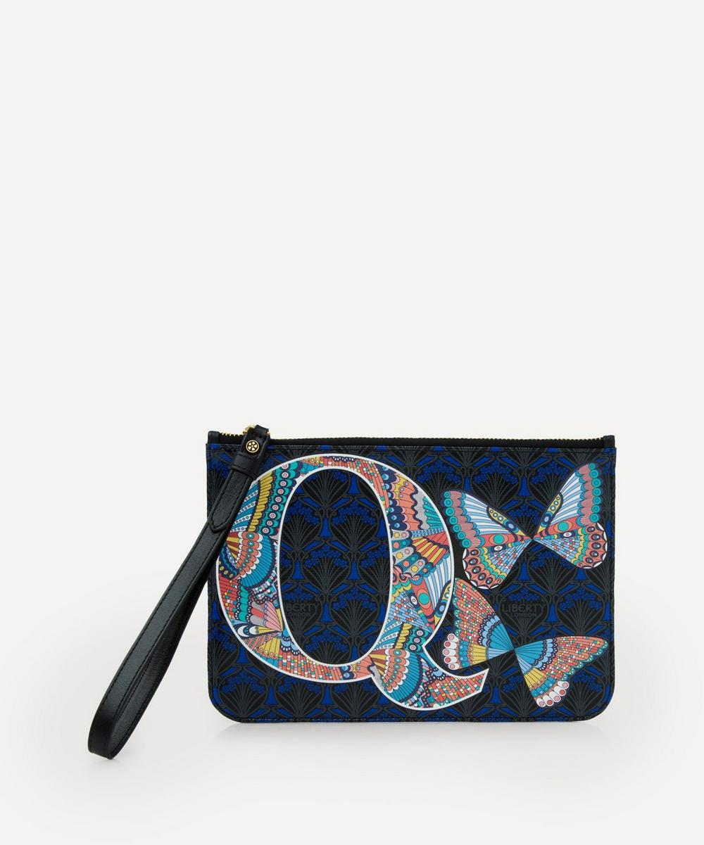 Liberty London - Wristlet in Q Print