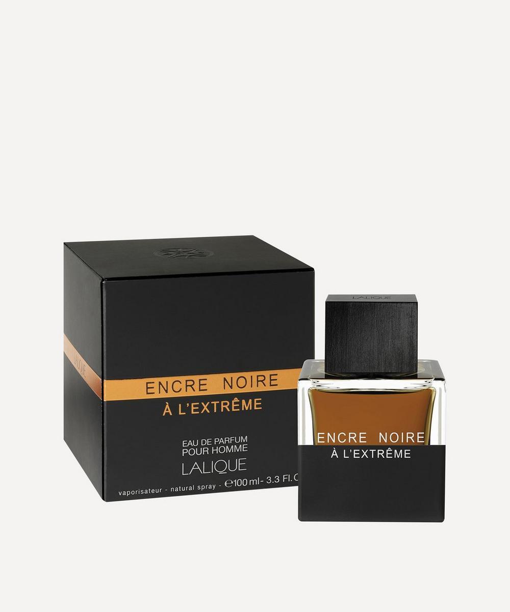 Lalique - Lalique Ancre Noir A L'Extreme Eau de Parfum 100ml