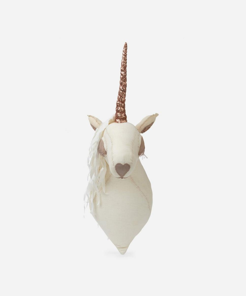 Tamar Mogendorff - Unicorn Head
