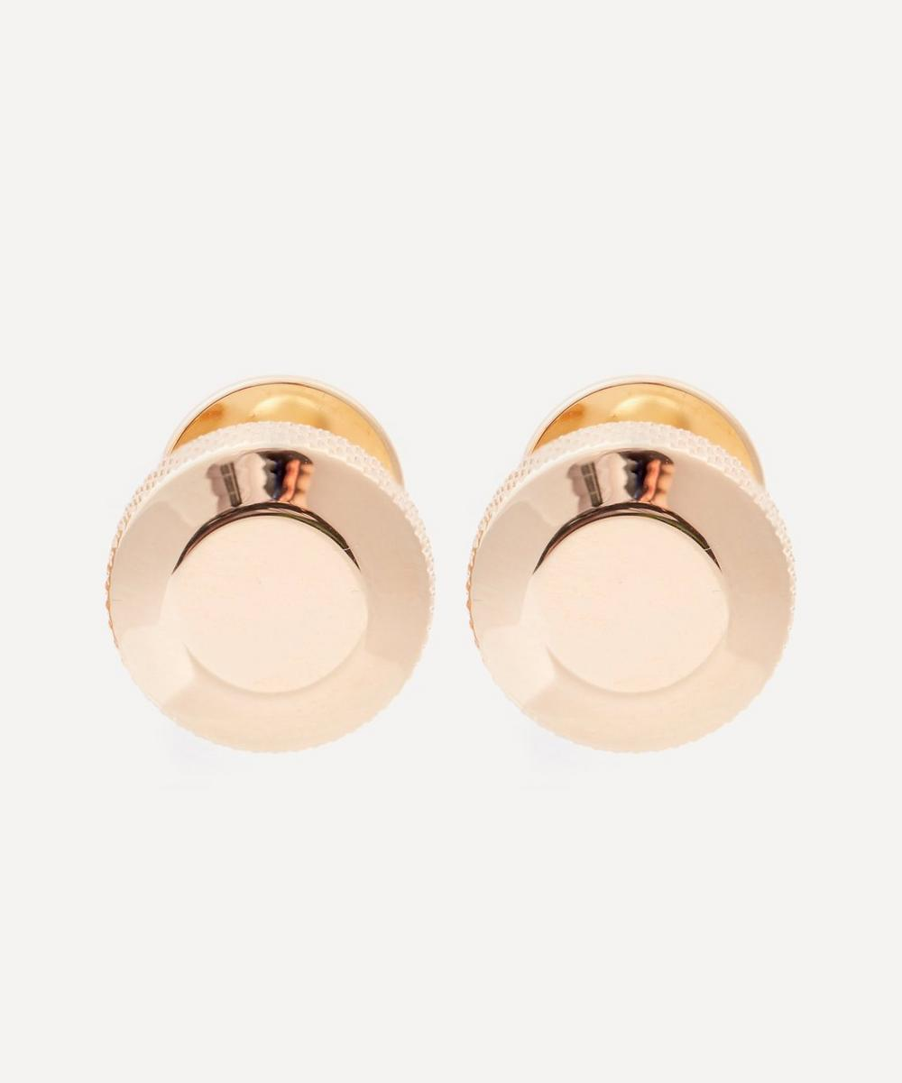 Alice Made This - Oliver Steel Cufflinks