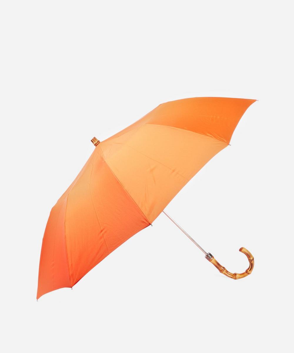 London Undercover - Classic Whangee Handle Umbrella