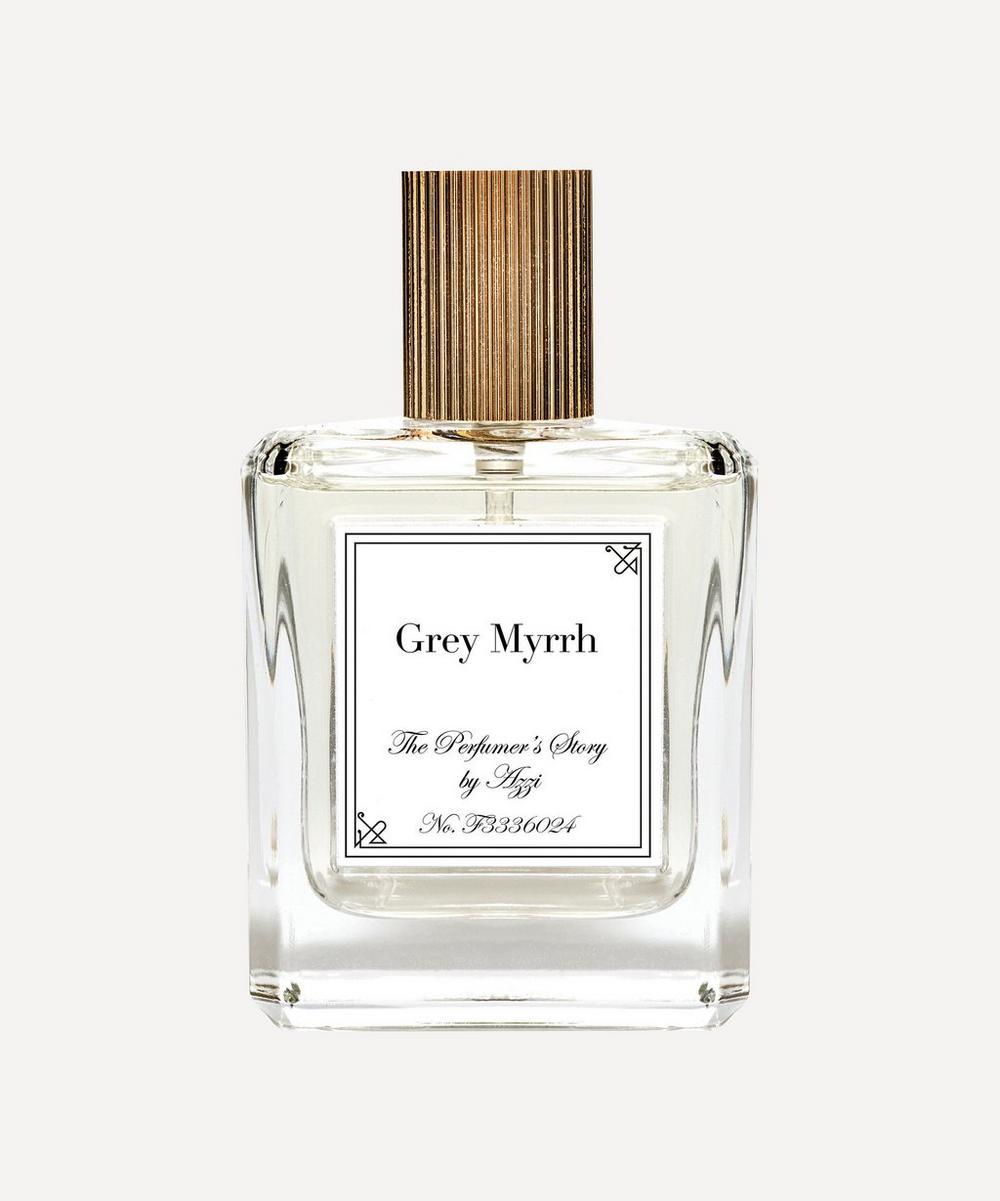 The Perfumer's Story by Azzi - Grey Myrrh Eau de Parfum 30ml