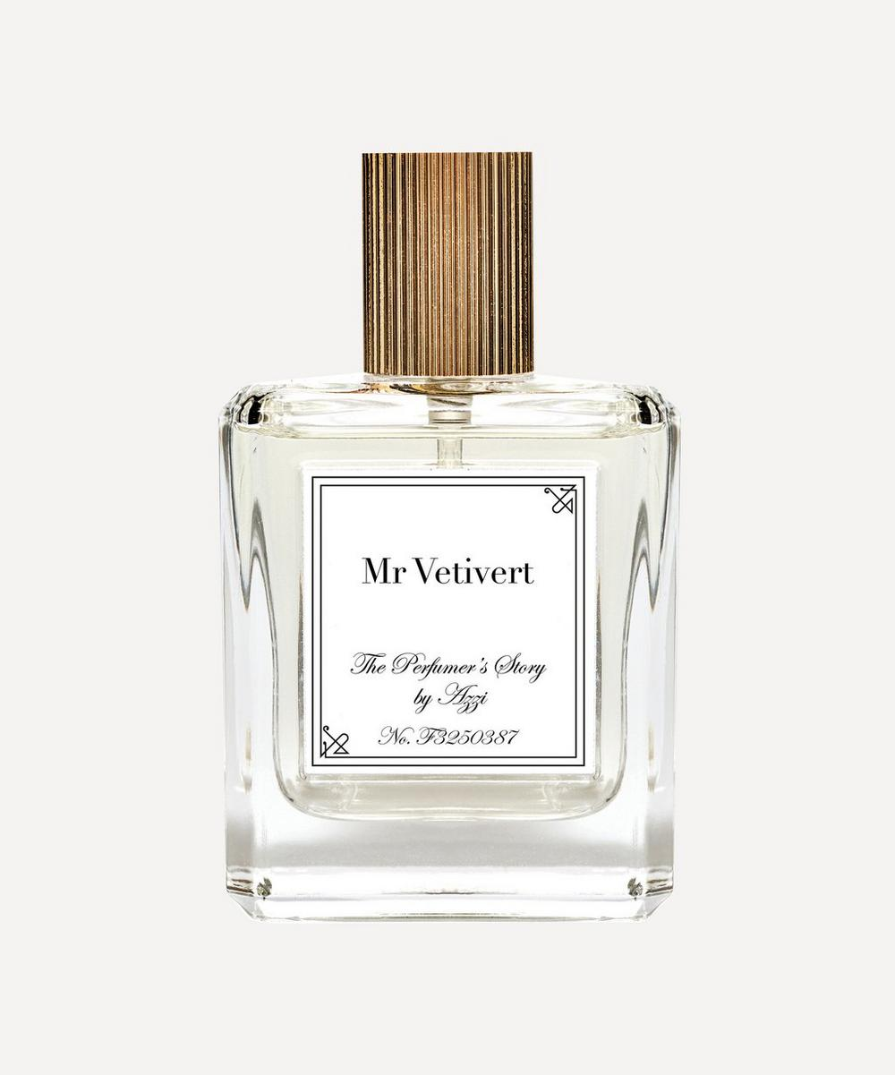 The Perfumer's Story by Azzi - Mr Vetivert Eau de Parfum 30ml