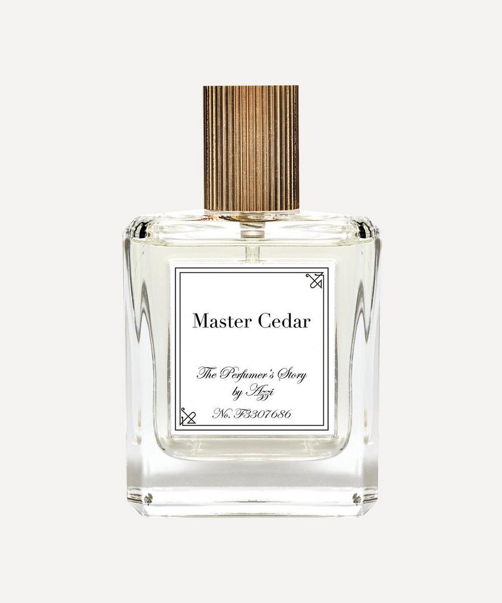 The Perfumer's Story by Azzi - Master Cedar Eau de Parfum 30ml