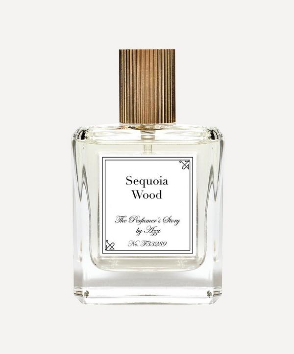 The Perfumer's Story by Azzi - Sequoia Wood Eau de Parfum 30ml