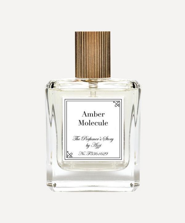 The Perfumer's Story by Azzi - Amber Molecule Eau de Parfum 30ml
