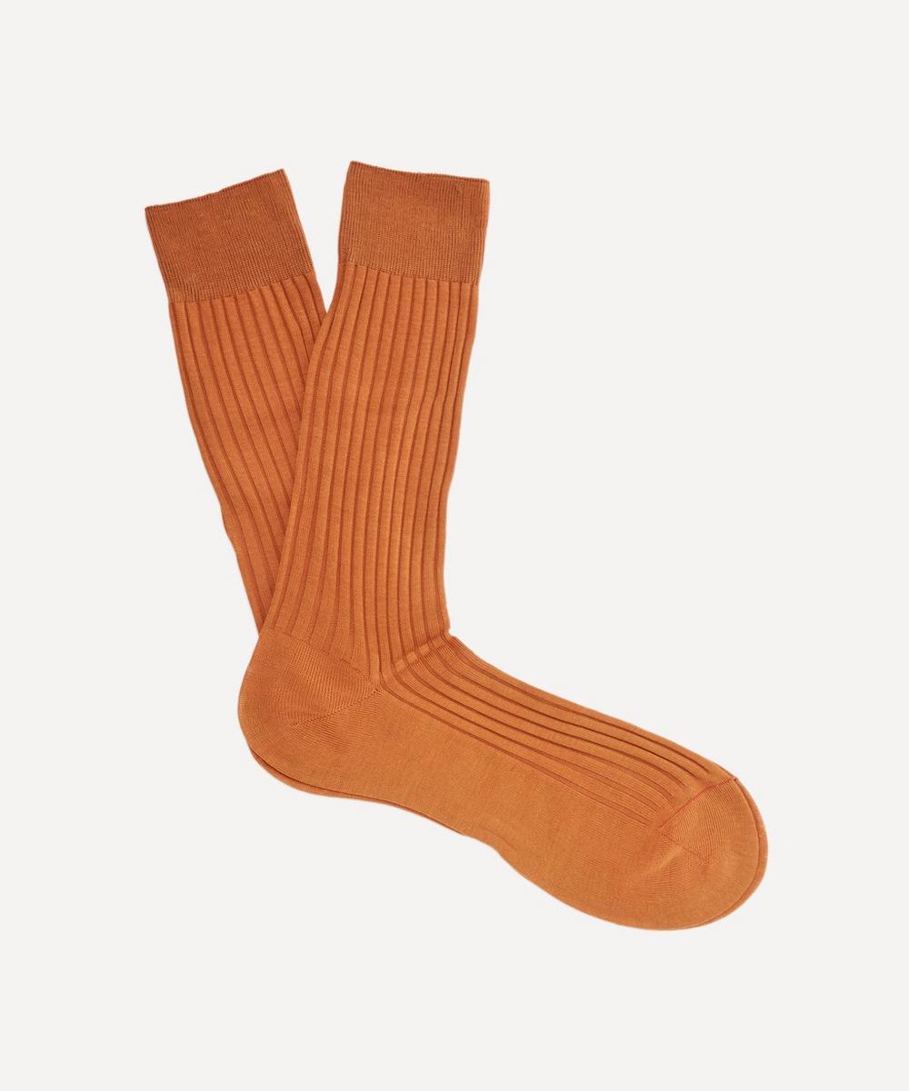Pantherella - Danvers Ribbed Socks