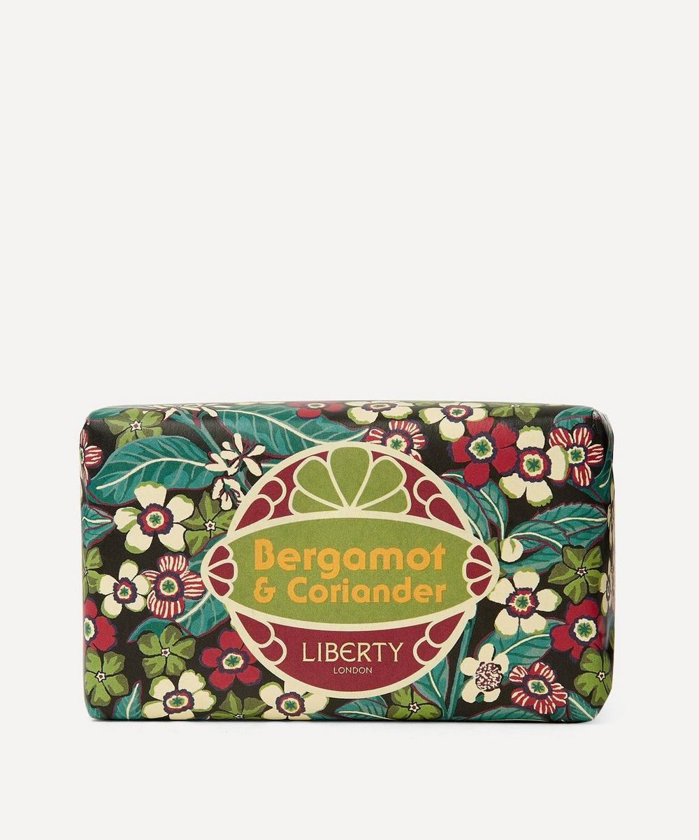 Liberty London - Bergamot and Coriander Scented Soap