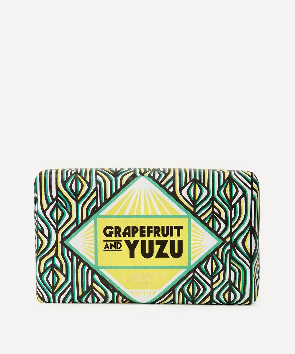 Liberty - Yuzu and Grapefruit Scented Soap